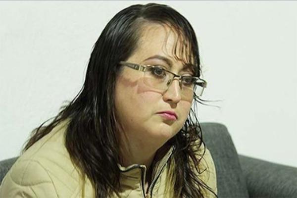 Está presa en Querétaro y la Fiscalía estatal la acusa de homicidio. Foto: Twitter