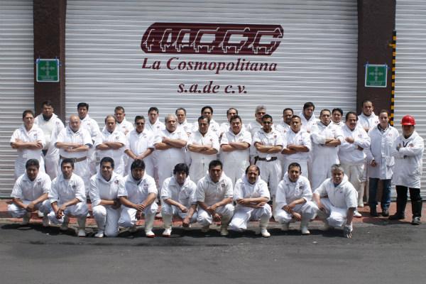 Corporativo Kosmos y sus empresas La Cosmopolitana, Serel y Kol Tov, conforman el grupo líder en México en la producción, distribución y entrega de alimentos para grandes instituciones