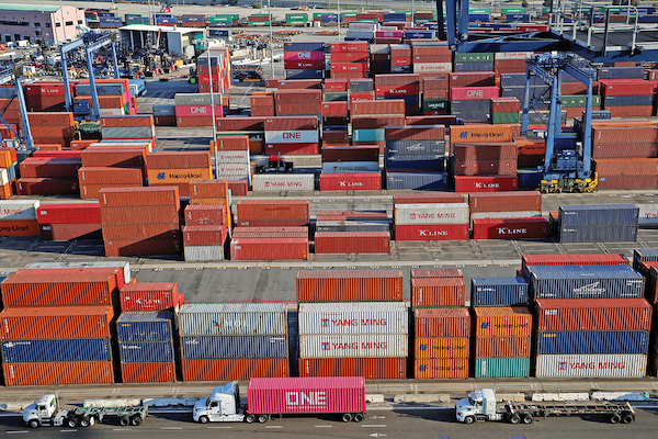 Las exportaciones de México a los países del CPTPP crecieron dos veces más rápido que las del resto del mundo en la última década Foto: Reuters