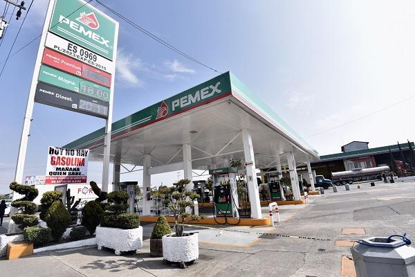La petrolera enfrenta una baja en la calificación que según el gobierno no está vinculada con la política. FOTO: ARCHIVO/ CUARTOSCURO