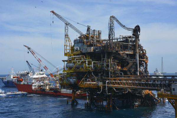 Para 2019 Pemex tiene una meta de producción de un millón 773 mil barriles de petróleo crudo diario en promedio