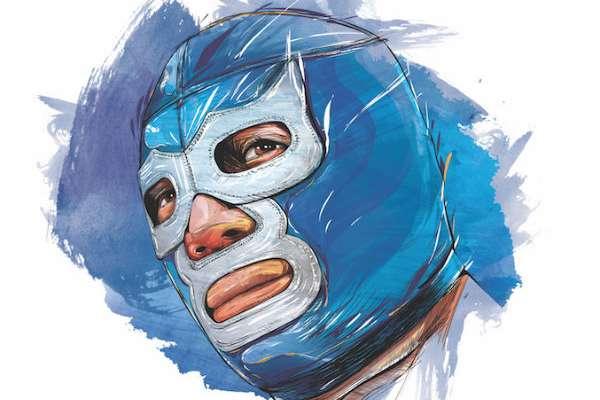 en el ring son incontables, él estelarizó una función especial. Ilustración: Allan G. Ramírez
