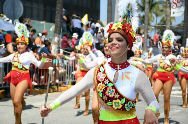 Carnaval en Veracruz: habrá Wi-Fi gratis