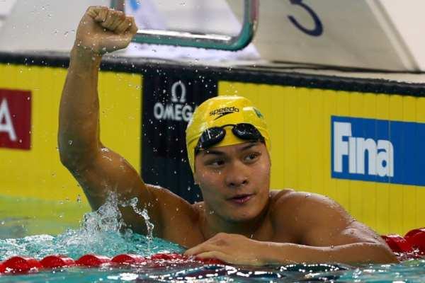En su carrera To ganó el oro del relevo 4x100 metros en los Juegos de la Commonwealth 2014. Foto: Archivo   AFP