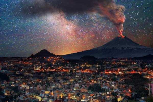 La foto fue tomada en Atlixco de las Flores, Puebla. Foto: _israelphotography_