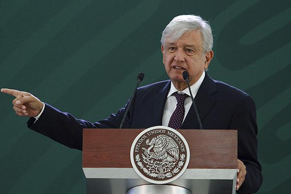 López Obrador afirma que no operan contra un cártel, lo importante es la seguridad