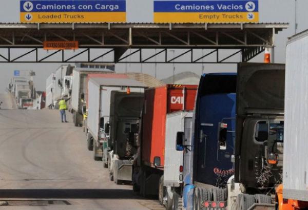 Cruce fronterizo Otay. FOTO: REUTERS