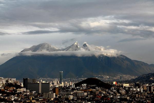 Desactivan la alerta extraordinaria de mala calidad del aire, en la zona metropolitana de Monterrey. Foto: Cuartoscuro