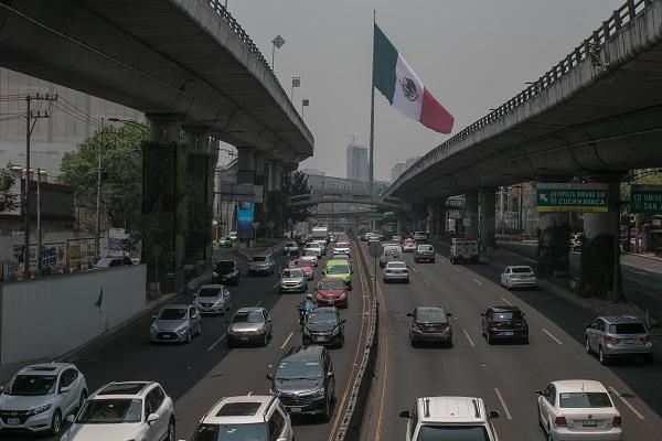 Las autoridades capitalinas recomiendan a la población no realizar actividades al aire libre. Foto: Cuartoscuro