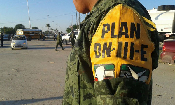 El Plan DN-III-E fue establecido por la Sedena para apoyar y auxiliar a la sociedad civil en situaciones de desastre. Foto: Especial