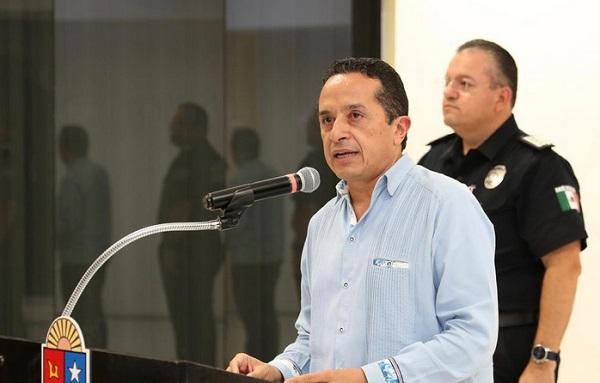 Carlos Joaquín González, gobernador de Quintana Roo. FOTO: ESPECIAL