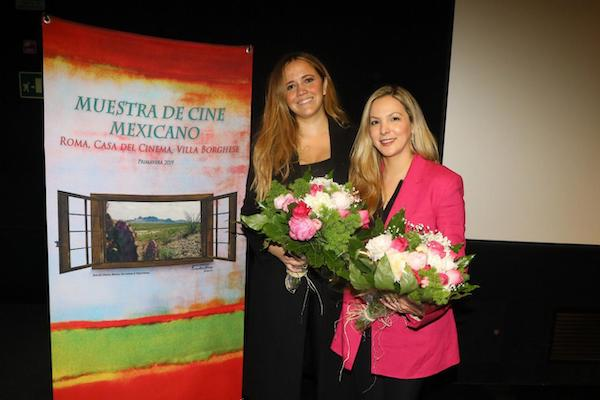Festival de cine mexicano en Roma