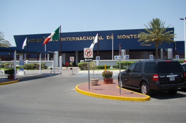 aeropuerto Monterrey