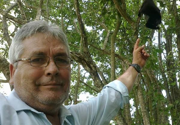 El activista fue encontrado en el kilómetro 3 de la carretera Ejido Calatrava, ya en Palenque. Foto: Especial