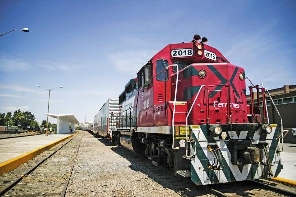 Las concesiones de ferrocarriles las entregó el gobierno a finales del siglo pasado. Foto: Cuartoscuro