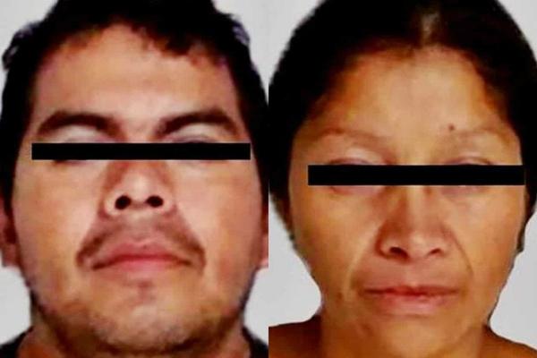 """""""Monstruos de Ecatepec"""" suman 114 años de prisión"""