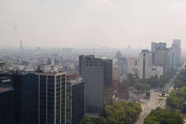 Regular, calidad del aire en la Ciudad de México