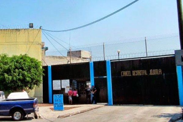 Jojutla Morelos Cárcel
