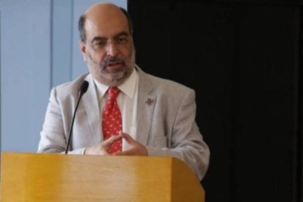 Hasta el pasado 30 de noviembre fue presidente del Consejo Consultivo Ciudadano en materia de Política de Población. Foto: Twitter