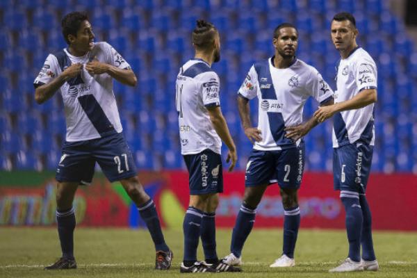 Puebla se prepara para enfrentarse a Juarez