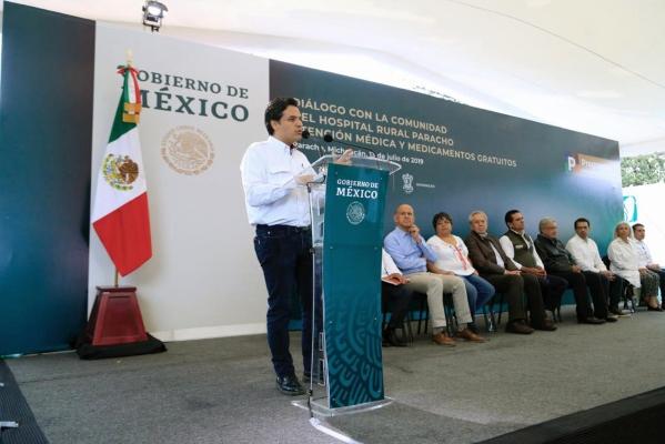 El programa IMSS-Bienestar en Paracho ha enfrentado obstáculos a lo largo de 39 años. Foto IMSS