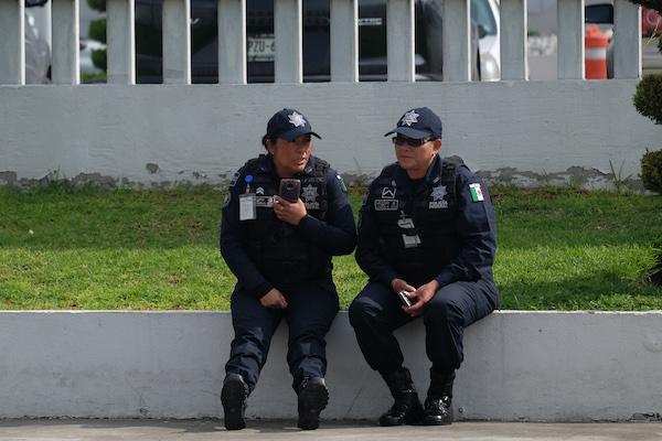 Policias-federales-protesta-Centro-de-Mando-indemnizacion-Guardia-Nacional
