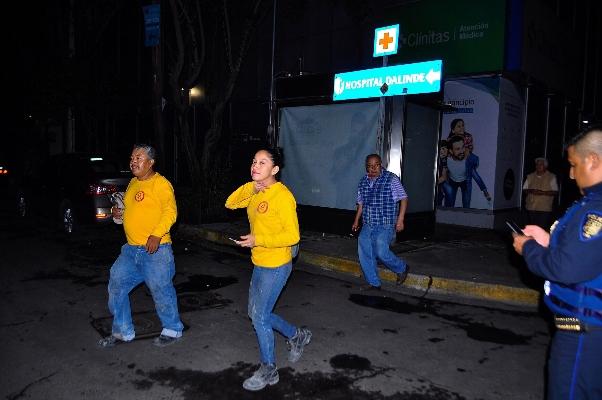Tras los recientes sismos con epicentro en la Ciudad de México, la Jefa de Gobierno informó que se reunirá con expertos para evaluar los movimientos Foto: Notimex