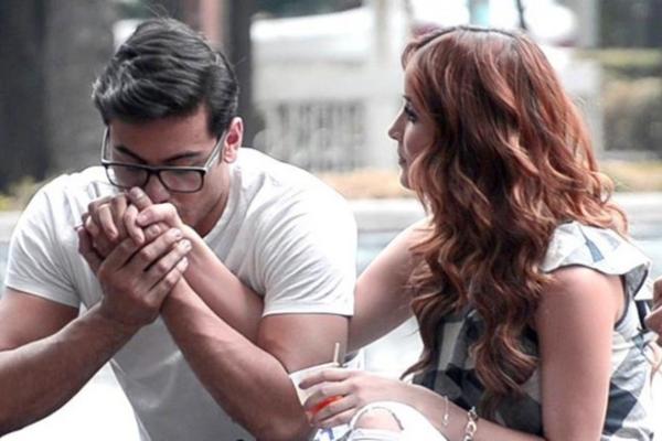 ¡Boda secreta¡ Carlos Rivera y Cynthia Rodriguez ya serían marido y mujer
