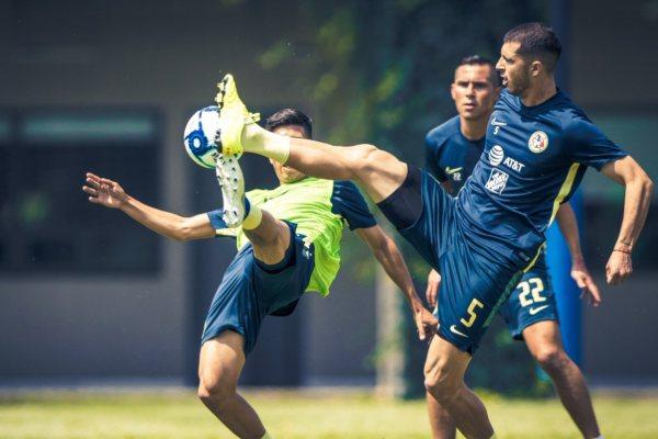 América Monterrey Liga MX