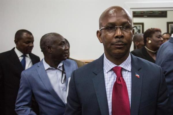 Dimite Jean-Michel Lapin, primer ministro de Haití. Foto: EFE