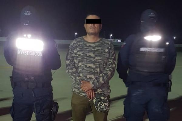 Fue detenido en el estado de Guerrero. Foto: Especial.