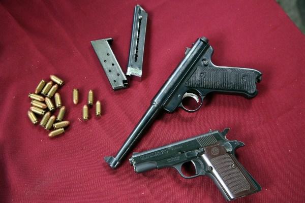 Las autoridades mantienen el programa de canje de armas a cargo de esta dependencia. Foto: Archivo   Cuartoscuro