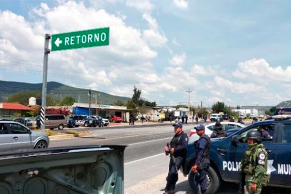 Regresa_Policía_Federal_Ixmiquilpan_dos_años_enfrentamiento