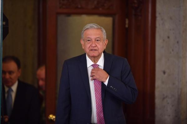 El presidente Andrés Manuel López Obrador. Foto: Pablo Salazar Solís