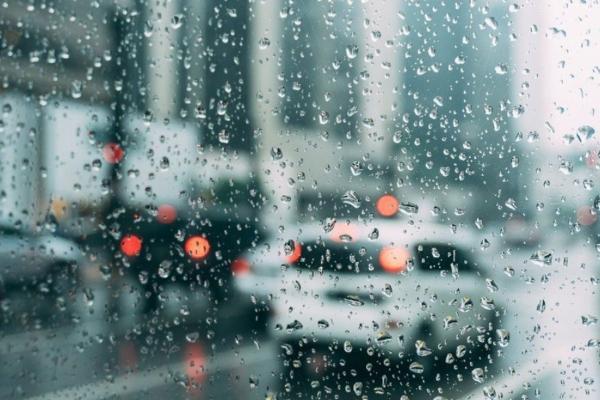 La lluvia no da tregua a la capital del país. Foto Especial