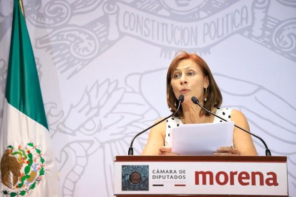 Tatiana Clouthier afirma que detención de Robles no es un tema mediático