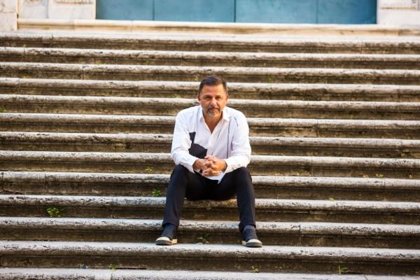 Jesús Garcés señala que más que ser un mexicano que vive en Italia, ahora tengo más bien una conciencia diferente Foto: Pablo Esparza