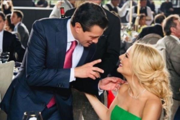 Enrique Peña y Tania Ruiz se casan: Foto: Especial