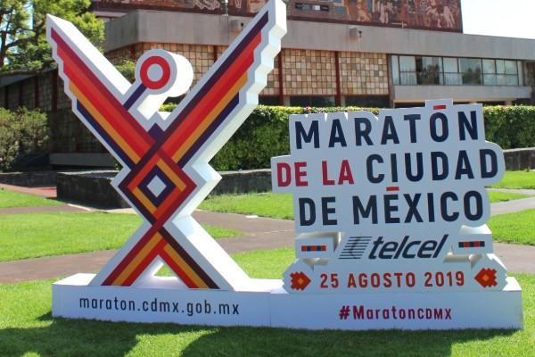 El Maratón de la CDMX dará una nueva versión de la medalla
