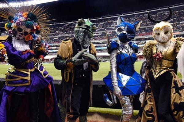 ¿Quién es la máscara? reality televisa carlos rivera