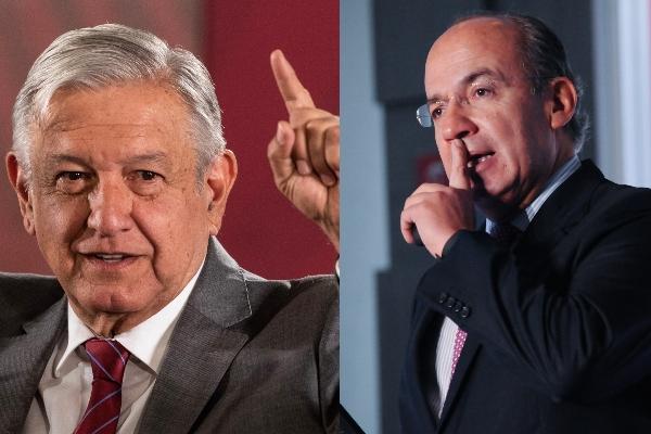 AMLO vs Felipe