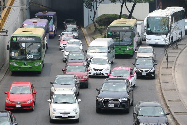 Estos son los automóviles que  no circulan este sábado 24 de agosto