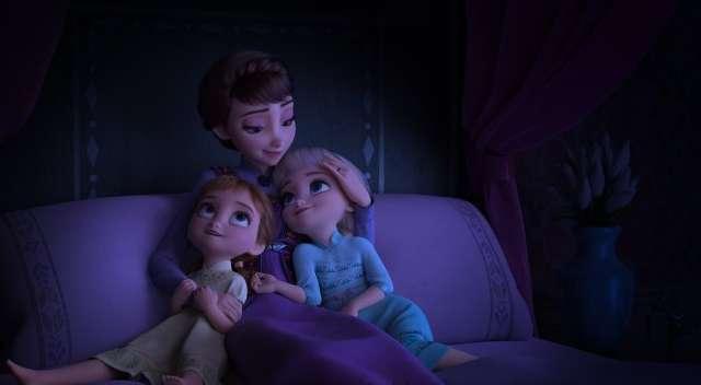 Nuevas imágenes de Frozen 2. Foto: Disney