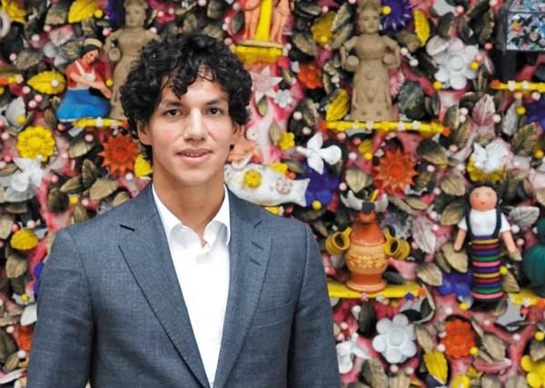 Participó recientemente con Greenpeace para luchar contra la contaminación plástica. Foto: Cortesía