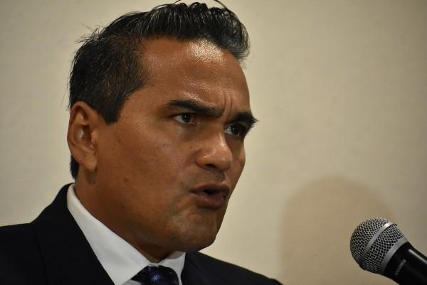 El ex fiscal de Veracruz, Jorge Winckler. Foto: Cuartoscuro