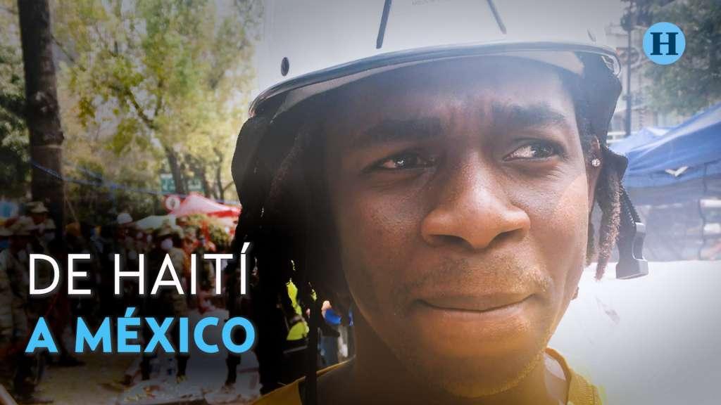 De Haití a México
