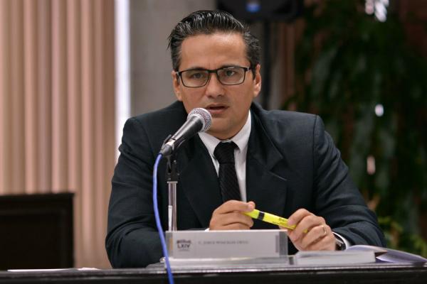 Jorge Winckler, exfiscal de Justicia de Veracruz, acusado de secuestro. Foto: Especial.