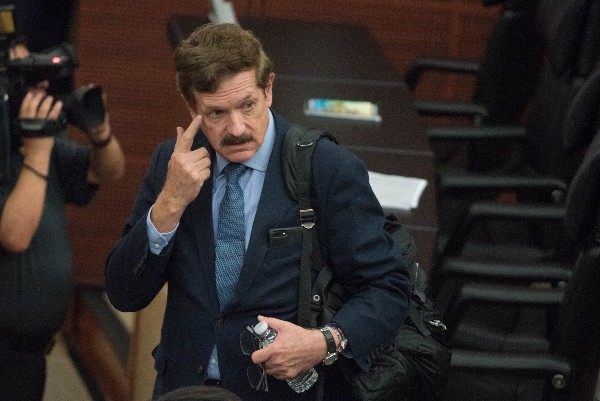 En la imagen, Juan Carlos Romero Hicks, coordinador del PAN en diputados. FOTO: MARIO JASSO /CUARTOSCURO.COM