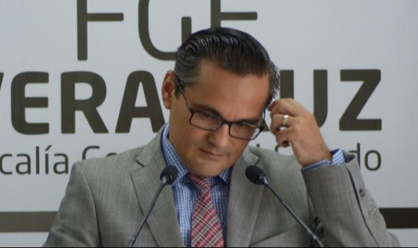 PRÓFUGO. Hasta anoche, se desconocía el paradero del fiscal suspendido Jorge Winckler. Foto: Cuartoscuro