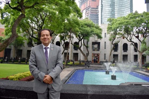Alejandro Mohar Betancourt, tambiémn se ha desempeñado como coordinador del Programa Integral de Prevención y Control de Cáncer en México. Foto: gob.mx